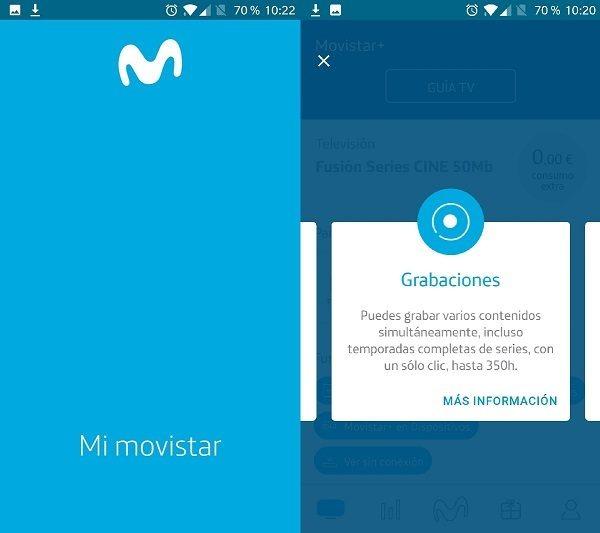 5 funciones de la aplicación Mi Movistar