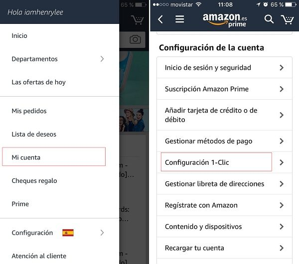 app amazon pago