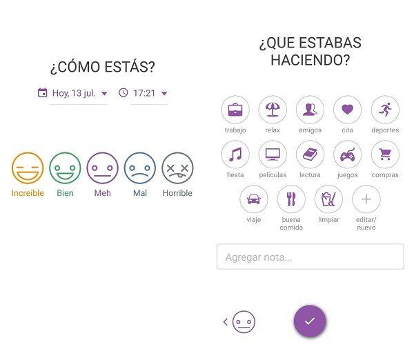 daylio app