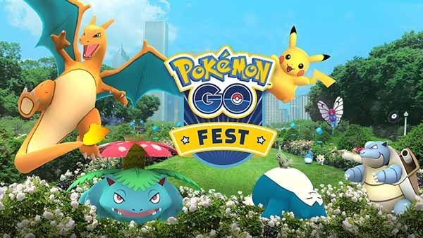 Así puedes celebrar el primer aniversario de Pokémon GO