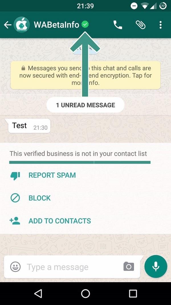 Así será WhatsApp Business, la nueva aplicación de WhatsApp