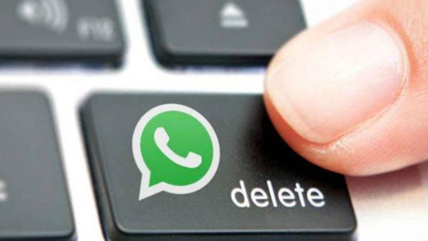 eliminar mensajes para mi en whatsapp