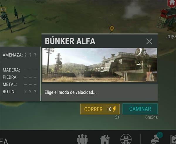 búnker alfa