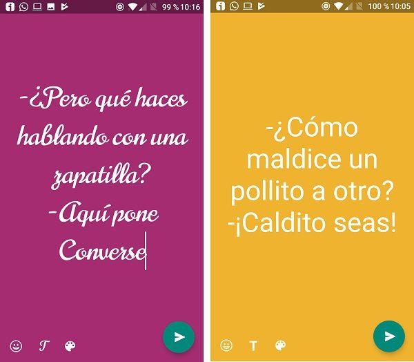 chistes estados whatsapp
