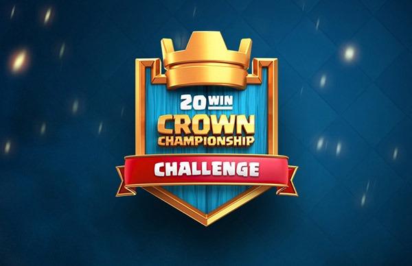 Mejores mazos de Clash Royale para el Desafío Crown Championship