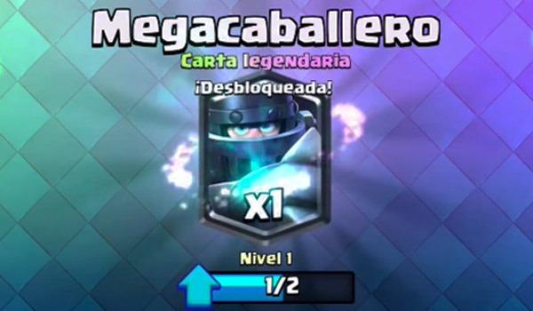 Mejores mazos de Clash Royale para ganar el Mega Caballero