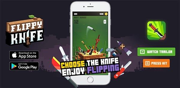 5 claves para triunfar en Flippy Knife
