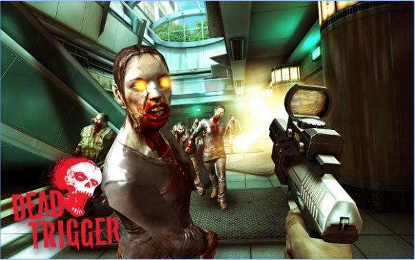 Los Mejores Juegos De Zombies Para Moviles Android