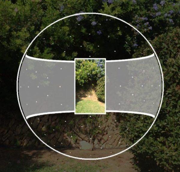 Cómo tomar y publicar fotos panorámicas en Facebook