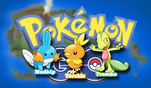 La tercera generación de Pokémon ya está en Pokémon GO