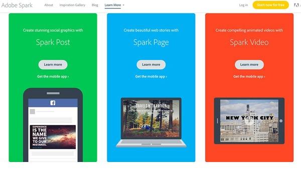 5 consejos para Adobe Spark, alternativa de Photoshop para móvil
