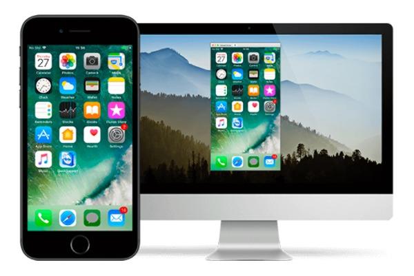 Cómo ver la pantalla de tu iPhone en el ordenador
