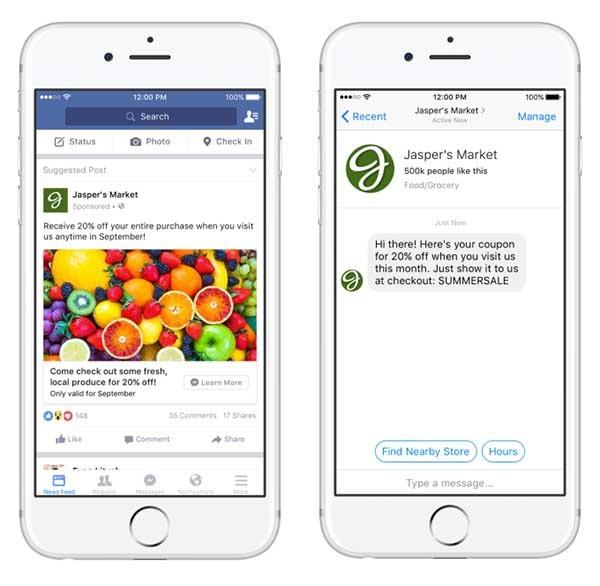 Facebook podría incluir publicidad en tus chats de WhatsApp 1