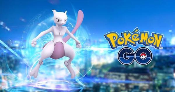 Cómo crear un buen grupo de entrenadores para capturar a Mewtwo en Pokémon GO