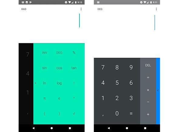 Calculadora de Google, ahora con nuevos colores y funciones