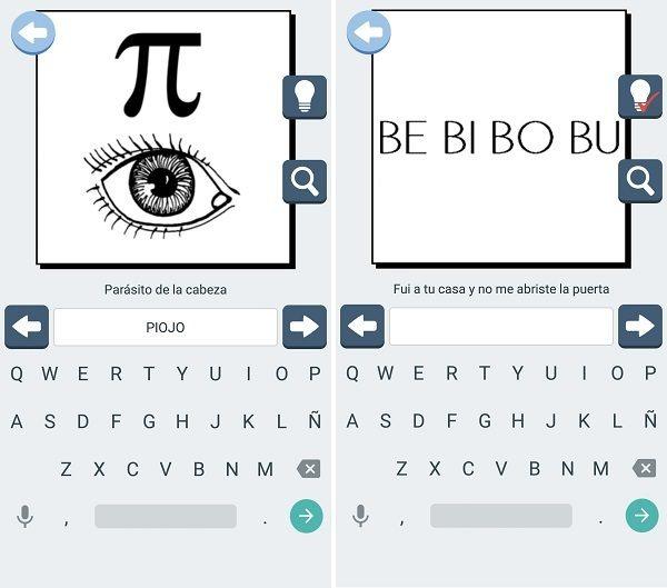 app jeroglificos android