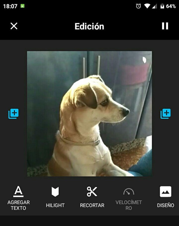 Quik editar video en Android 02