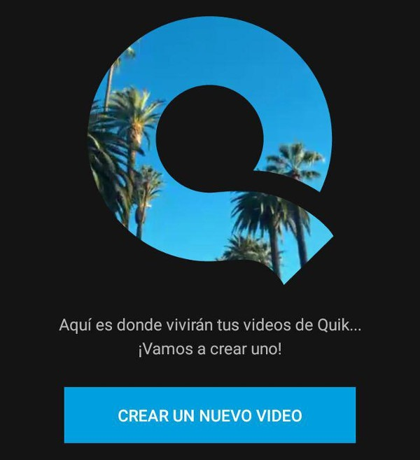 Quik editar video en Android edicion 02