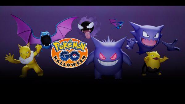 Pokémon GO estrena nuevos Pokémon, sombreros y premios por Halloween