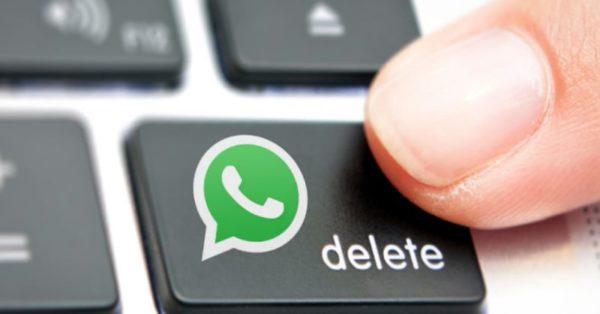 WhatsApp ya permite borrar mensajes enviados
