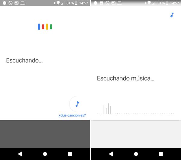 Google Assistant te dirá qué canciones suenan a tu alrededor