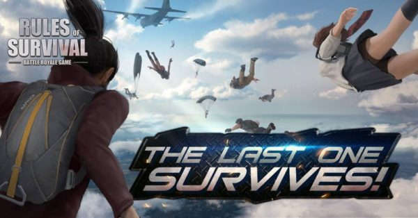 Rules of survival, el juego que imita a Playerunknown's Battlegrounds en móviles