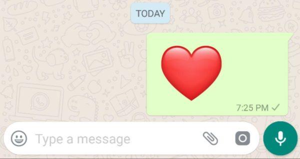 Corazon WhatsApp