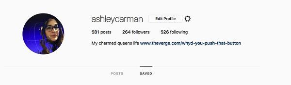 Instagram permitirá guardar fotos y vídeos