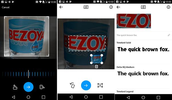MyFonts, una aplicación para reconocer fuentes de escritura 1