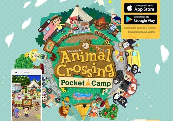 5 claves para disfrutar de Animal Crossing: Pocket Camp