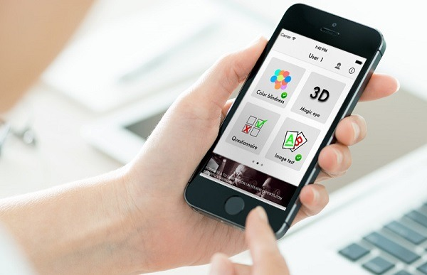 5 apps para miopes, daltónicos y personas con problemas de visión