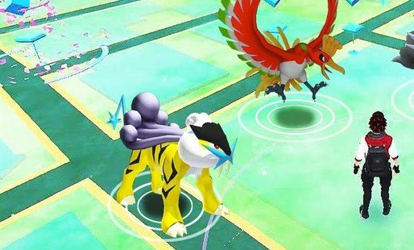 Cómo capturar al pokémon legendario Raikou en Pokémon GO