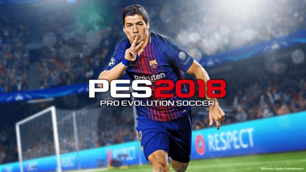 PES 2018 llega a los móviles Android