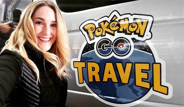 Pokémon GO Travel, ya puedes conseguir premios del evento global de Pokémon