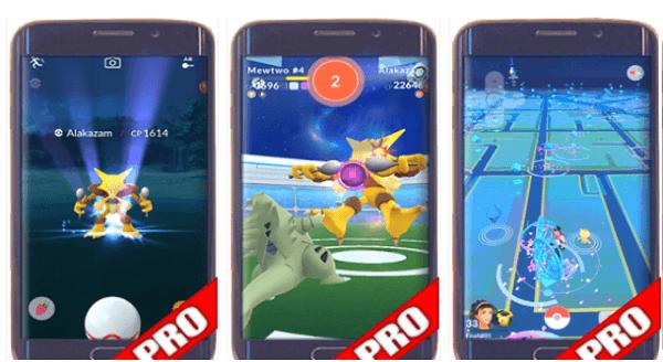 pokemon go apps falsas