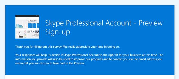 Skype para autónomos y pequeñas empresas