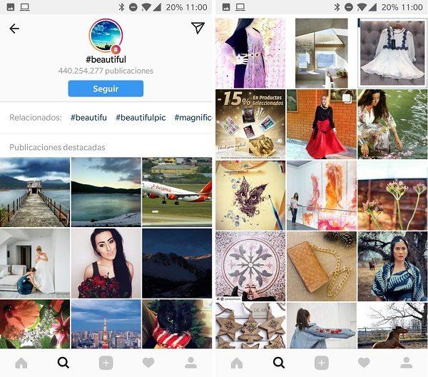 beautiful hashtag instagram