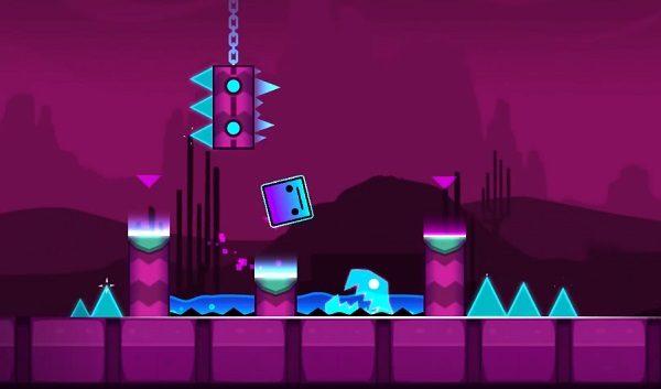 Geometry Dash SubZero, nueva expansión del juego de plataformas