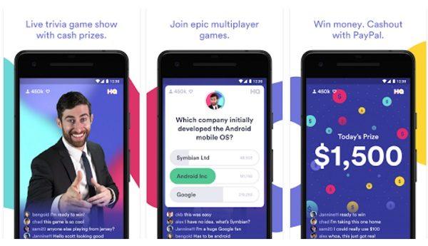 HQ Trivia, así es la aplicación de preguntas con la que se gana dinero