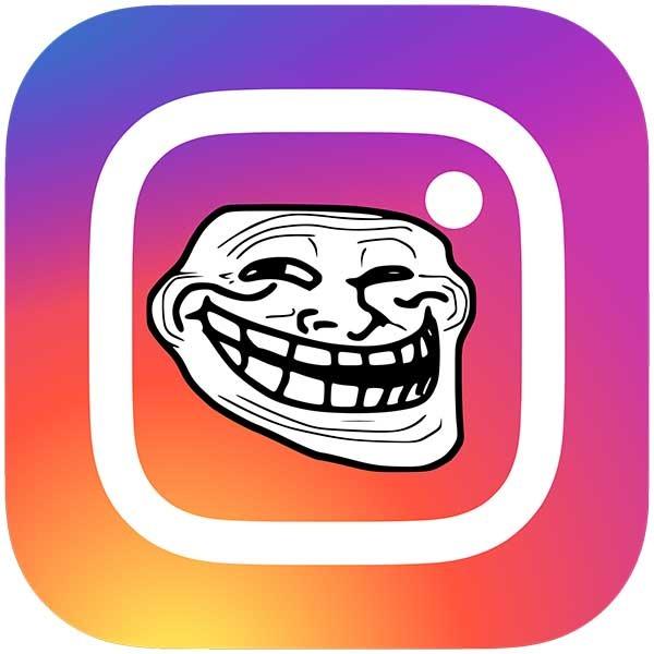 5 bromas para ser un auténtico trol en Instagram