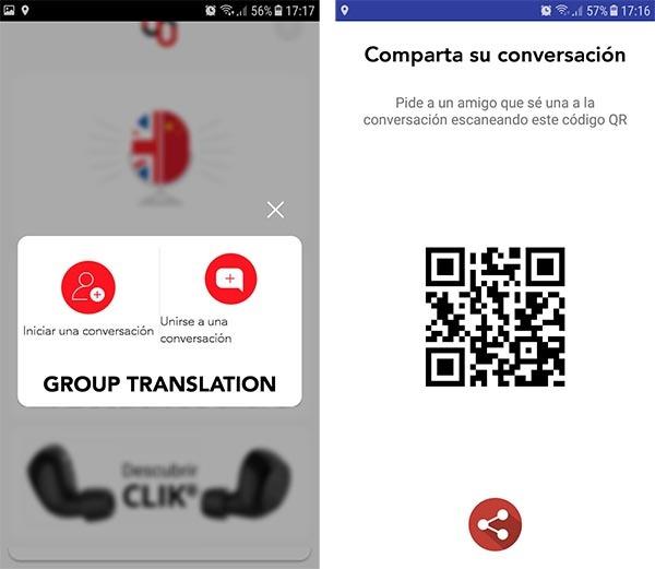 traducciones en grupo