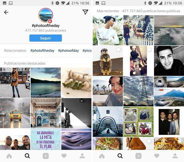 photooftheday hashtag instagram