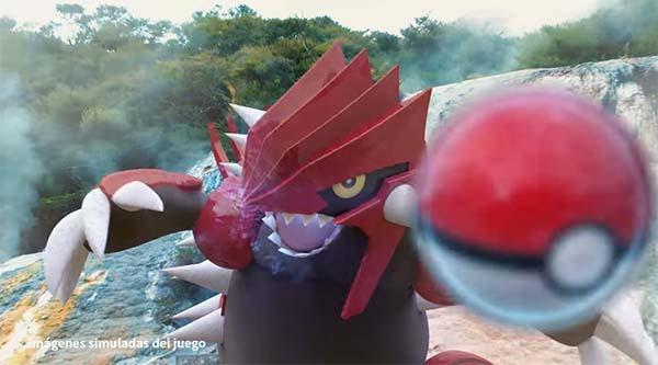 Treecko, Torchic y Mudkip llegan a Pokémon GO