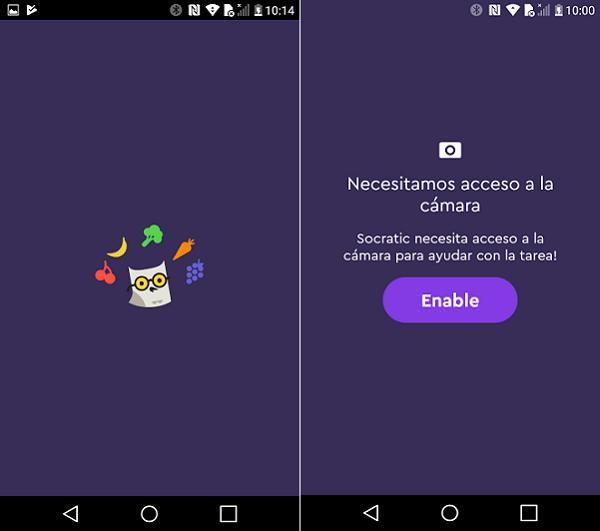 Socratic, la mejor aplicación de matemáticas y tareas para Android