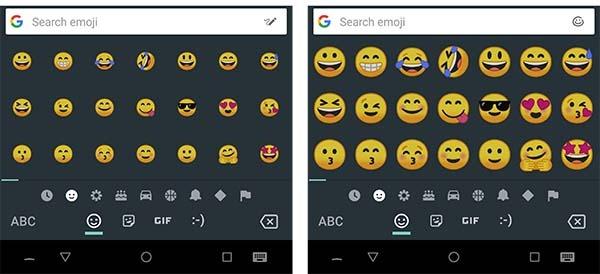 emoji más grandes