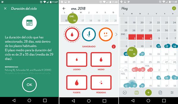 Aplicacion Calendario Menstrual.5 Aplicaciones Para Llevar Un Diario De Tu Regla Y Tu Ciclo