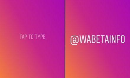 Pronto podrás crear Instagram Stories solo con texto y color