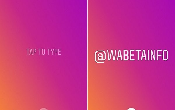 Pronto podrás crear Instagram Stories solo con texto y color
