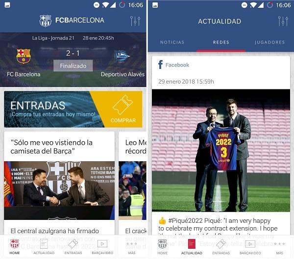 fc barcelona noticias app