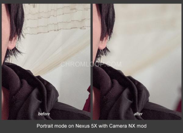 Cómo usar el modo retrato del Pixel 2 en el Nexus 6P y el Nexus 5X